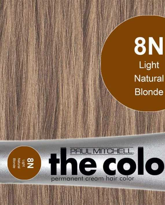 8N-Light Natural Blonde - PM the color