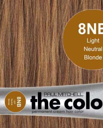 3 oz. 8NB-Light Neutral Blonde – PM The Color