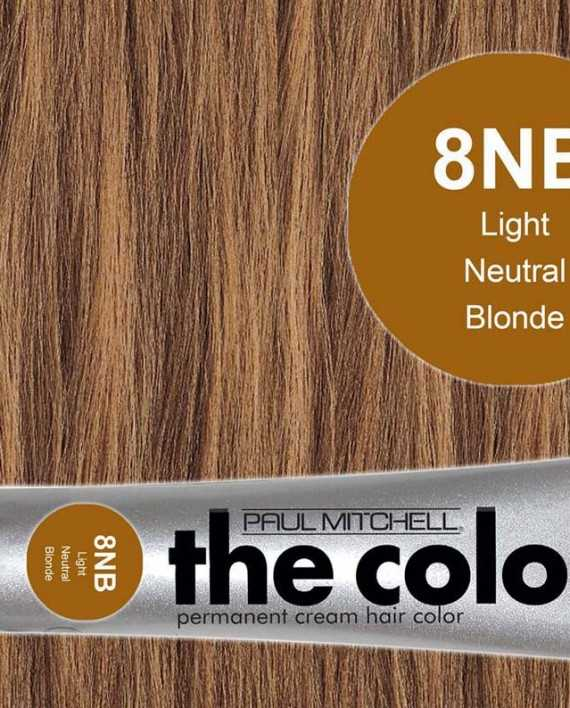 8NB-Light Neutral Blonde - PM the color