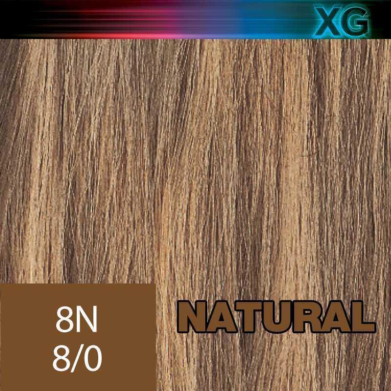 8N - Paul Mitchell shines XG™