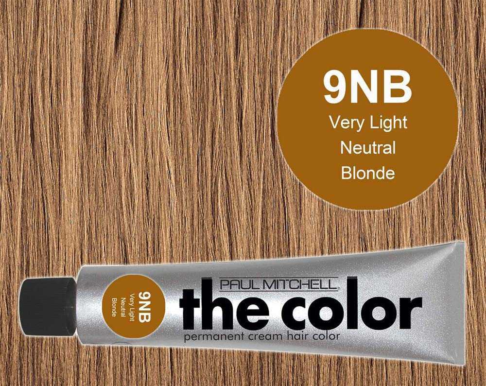 9NB-Very Light Neutral Blonde - PM the color