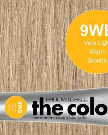 3 oz. 9WB-Very Light Warm Blonde – PM The Color