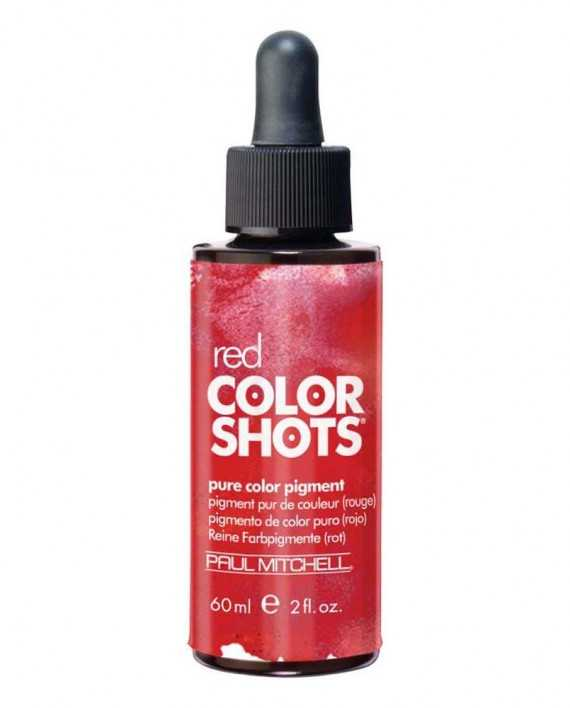 2 oz. Color Shots®, Red