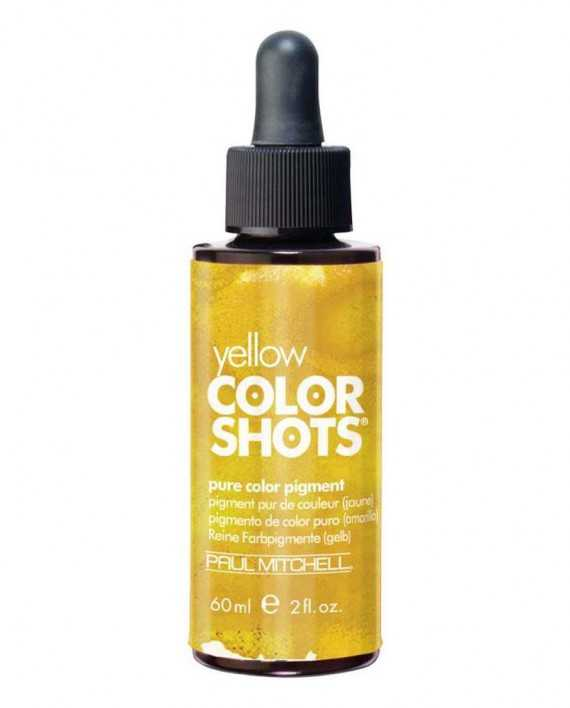 2 oz. Color Shots®, Yellow