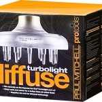 The Diffuser - Turbolight, fits D20 series dryers