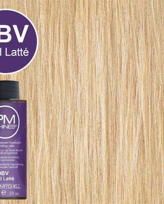 D9BV, Iced Latte, PM SHINES®