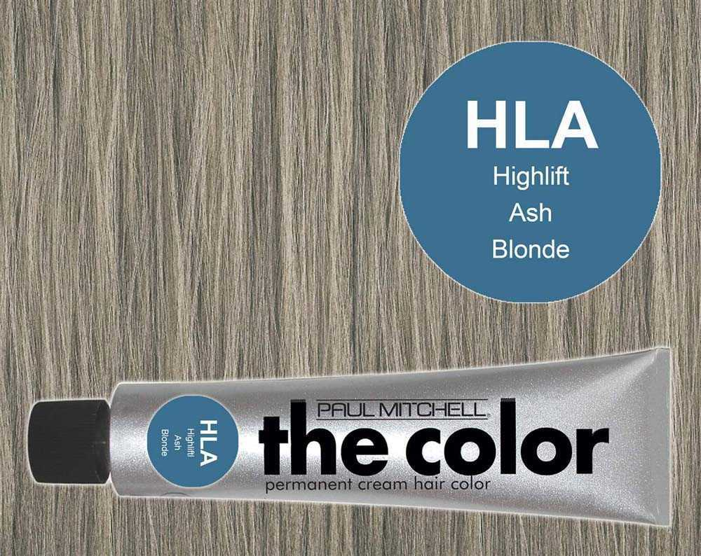 HLA-Highlift Ash Blonde - PM the color