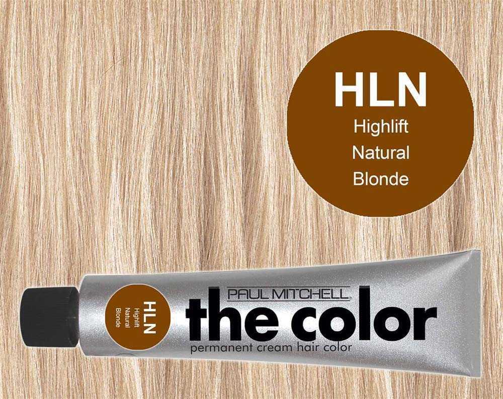 HLN-Highlift Natural Blonde - PM the color
