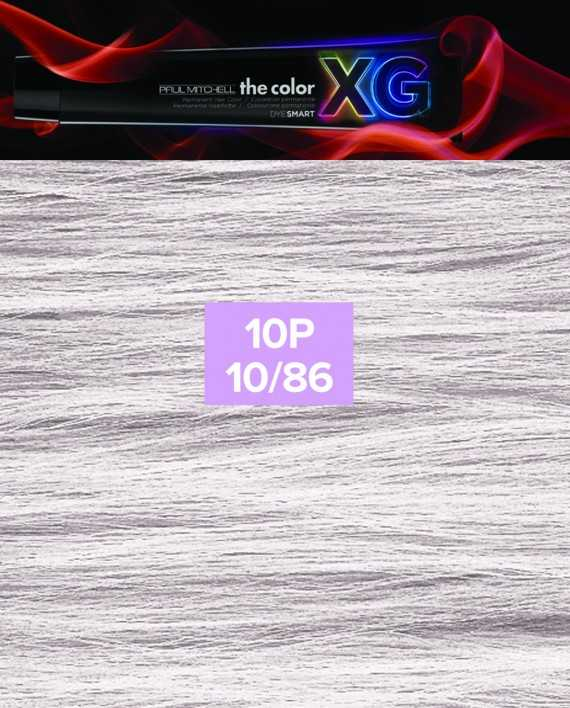 10P - Paul Mitchell the color XG