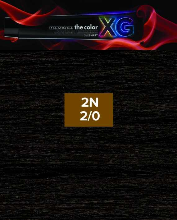 2N - Paul Mitchell the color XG