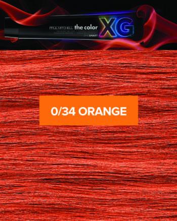 34 (Orange) - Paul Mitchell the color XG