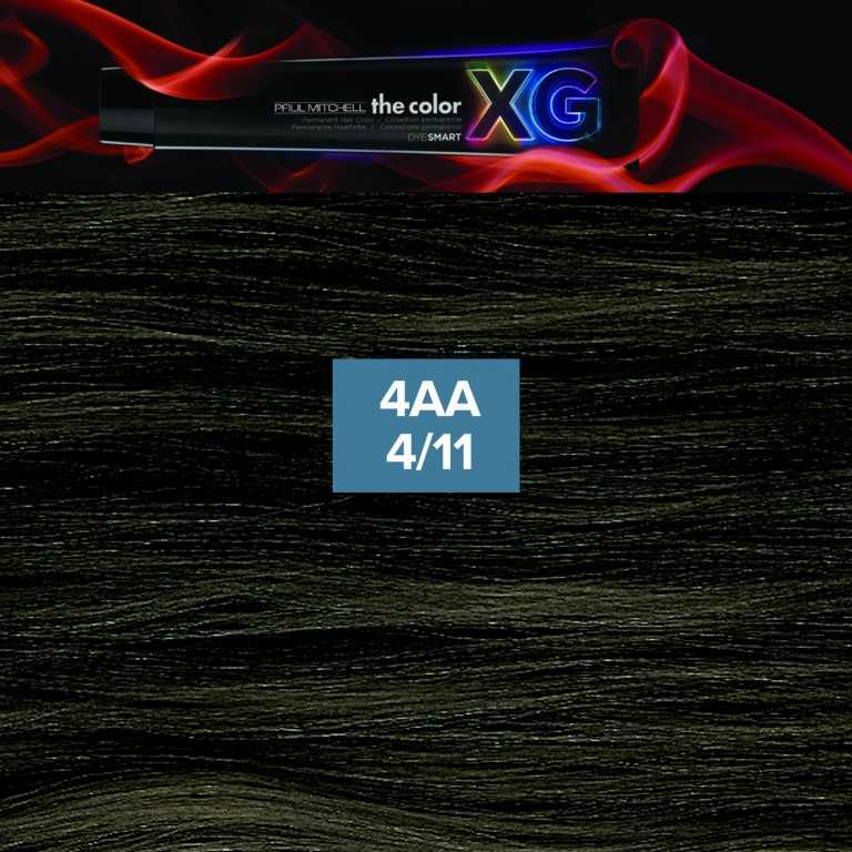 4AA - Paul Mitchell the color XG