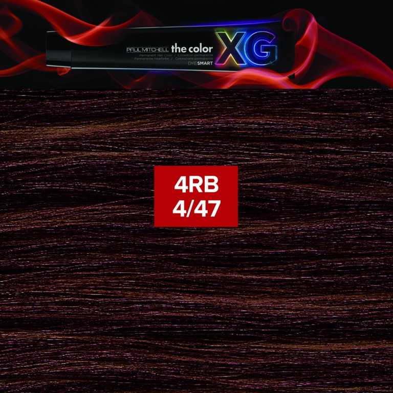 4RB - Paul Mitchell the color XG