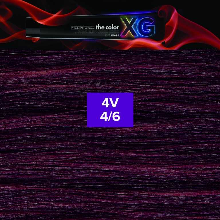 4V - Paul Mitchell the color XG