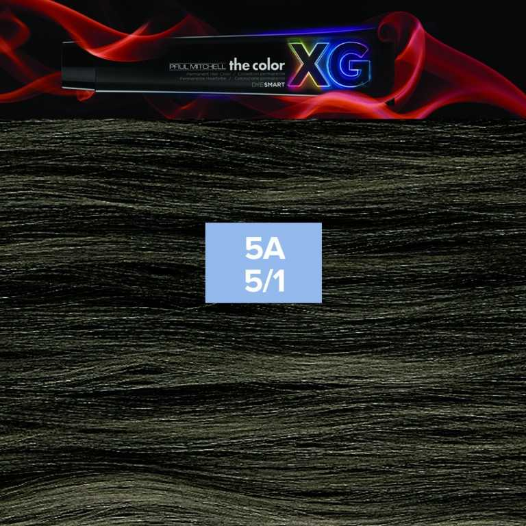 5A - Paul Mitchell the color XG