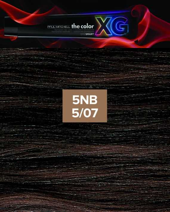 5NB - Paul Mitchell the color XG
