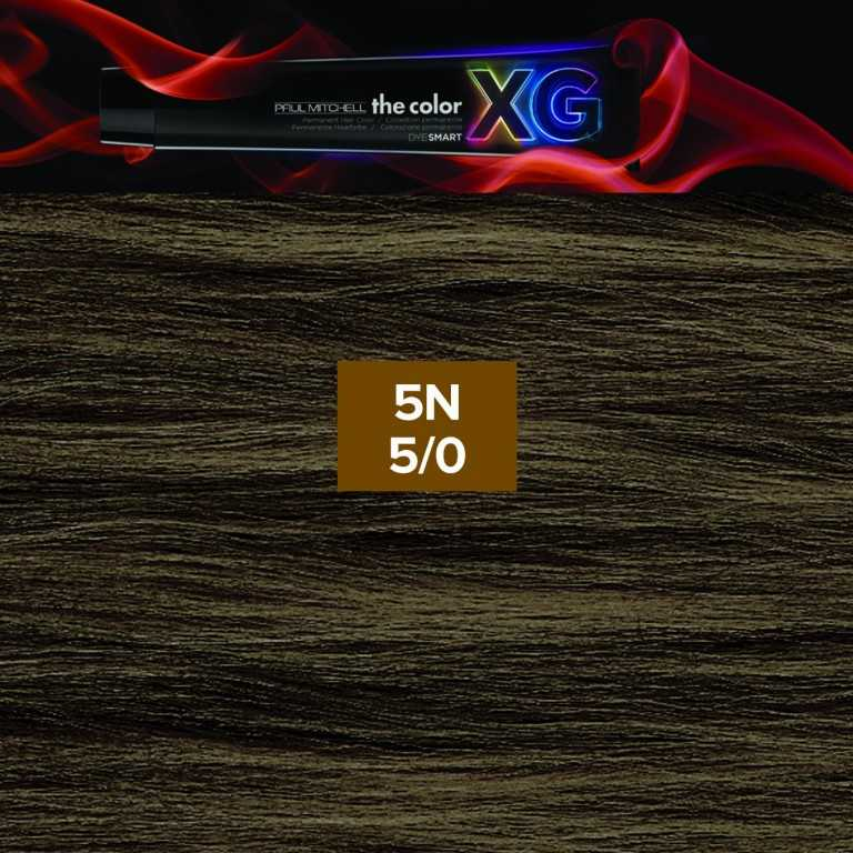 5N - Paul Mitchell the color XG