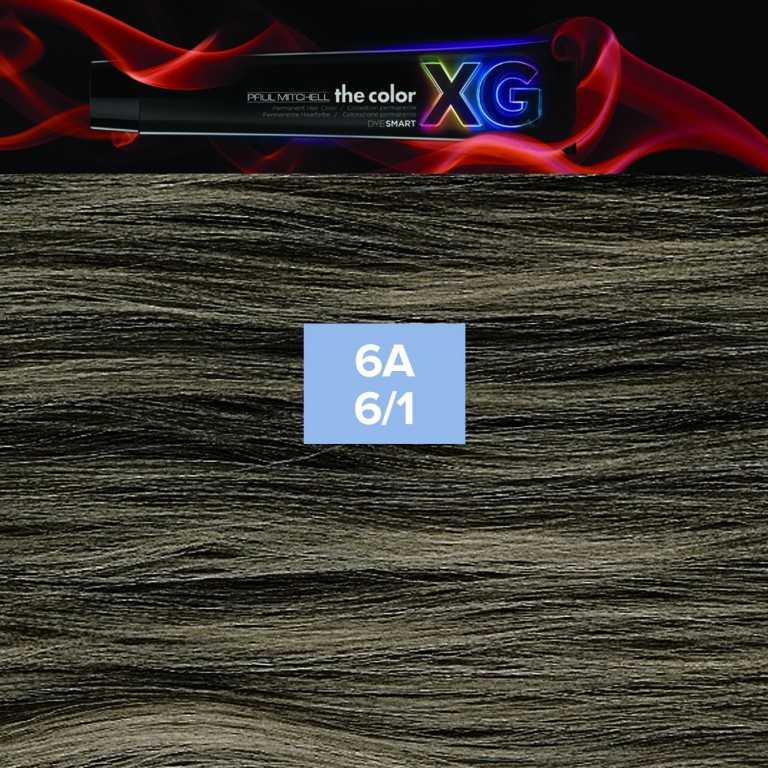 6A - Paul Mitchell the color XG
