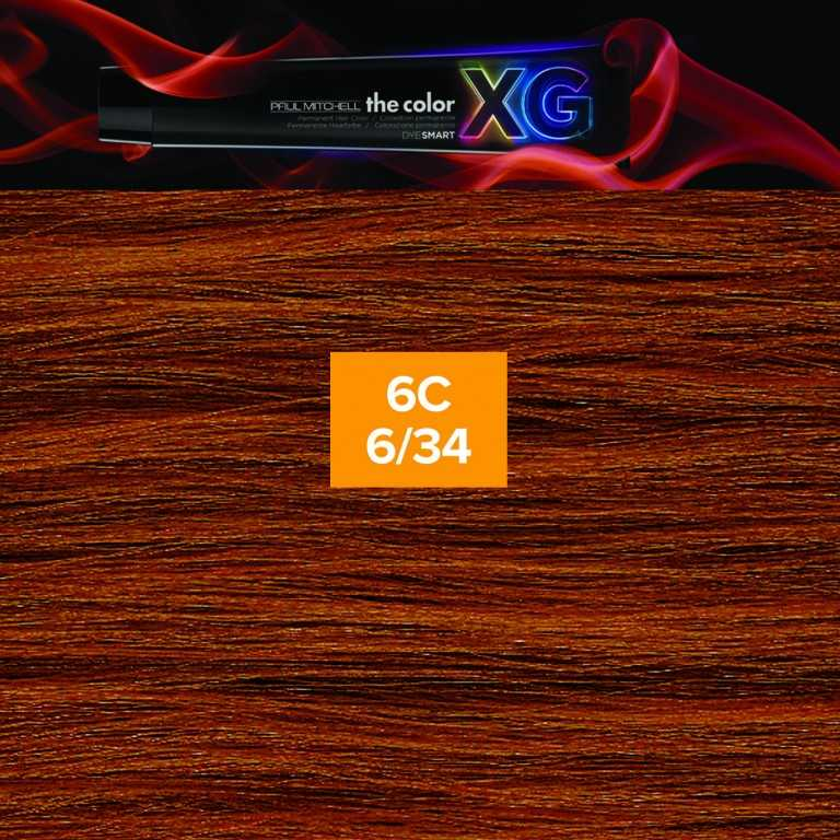 6C - Paul Mitchell the color XG