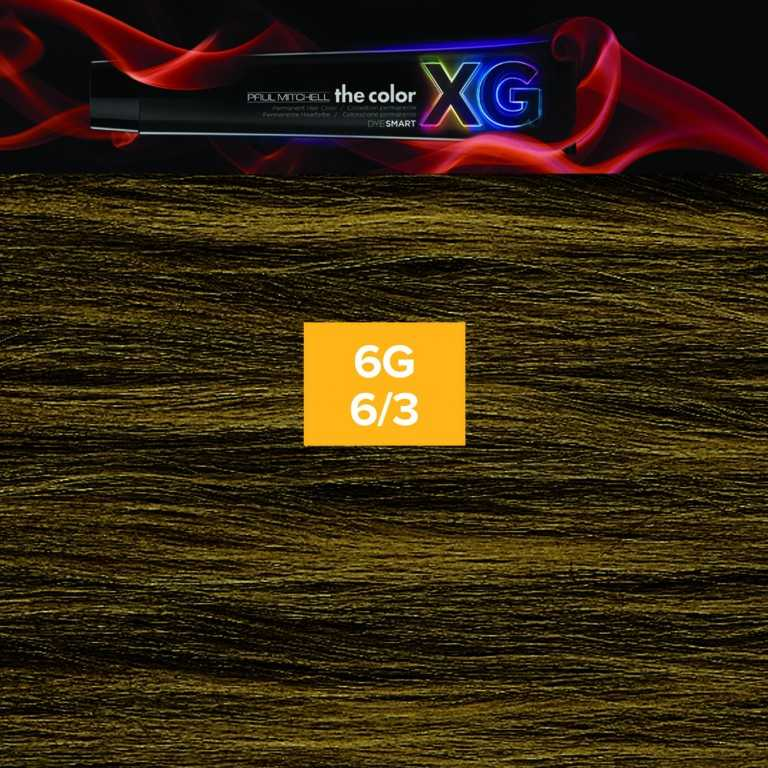 6G - Paul Mitchell the color XG