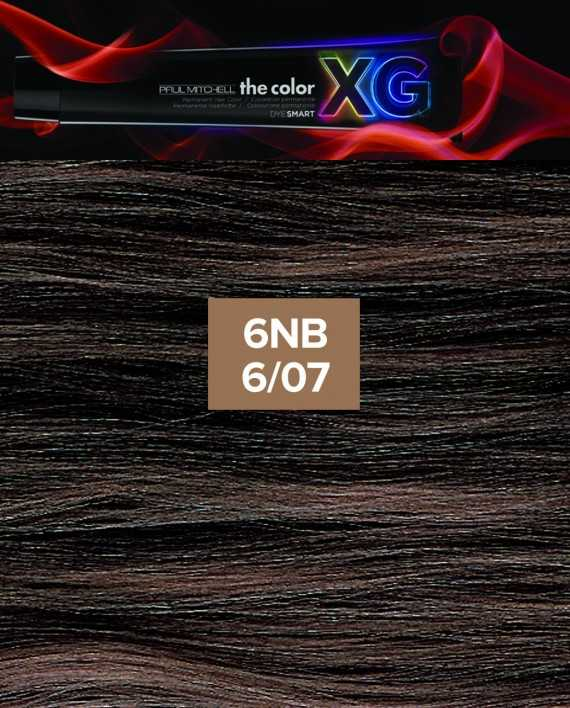 6NB - Paul Mitchell the color XG