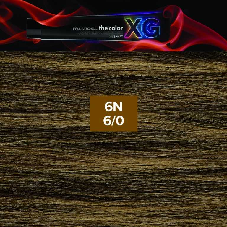 6N - Paul Mitchell the color XG