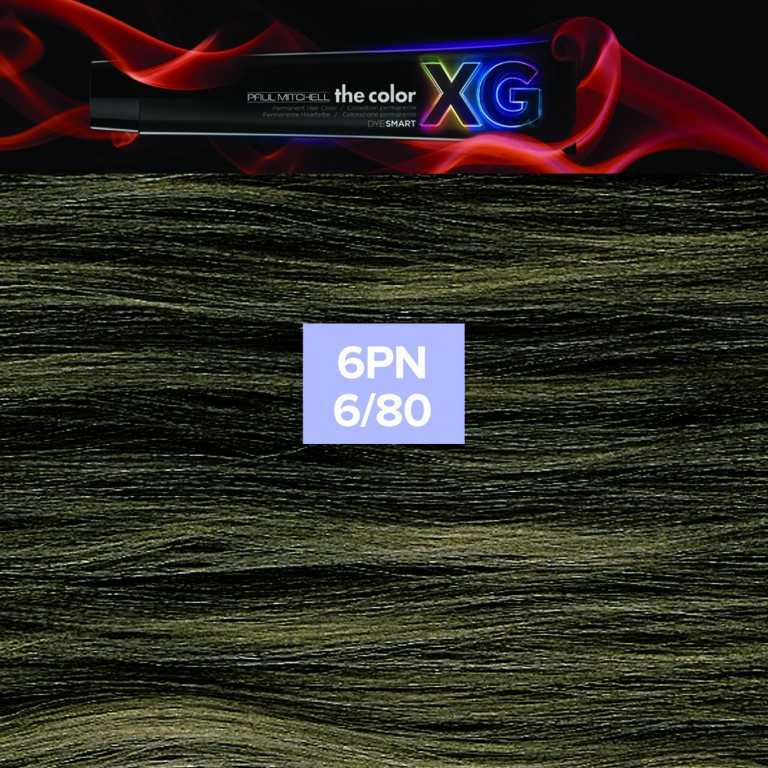 6PN - Paul Mitchell the color XG
