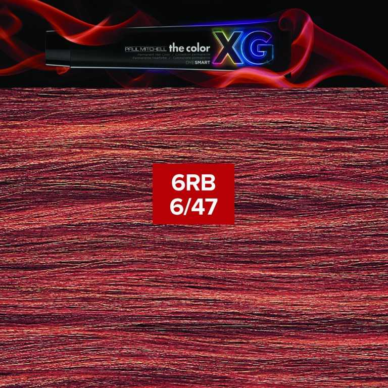 6RB - Paul Mitchell the color XG