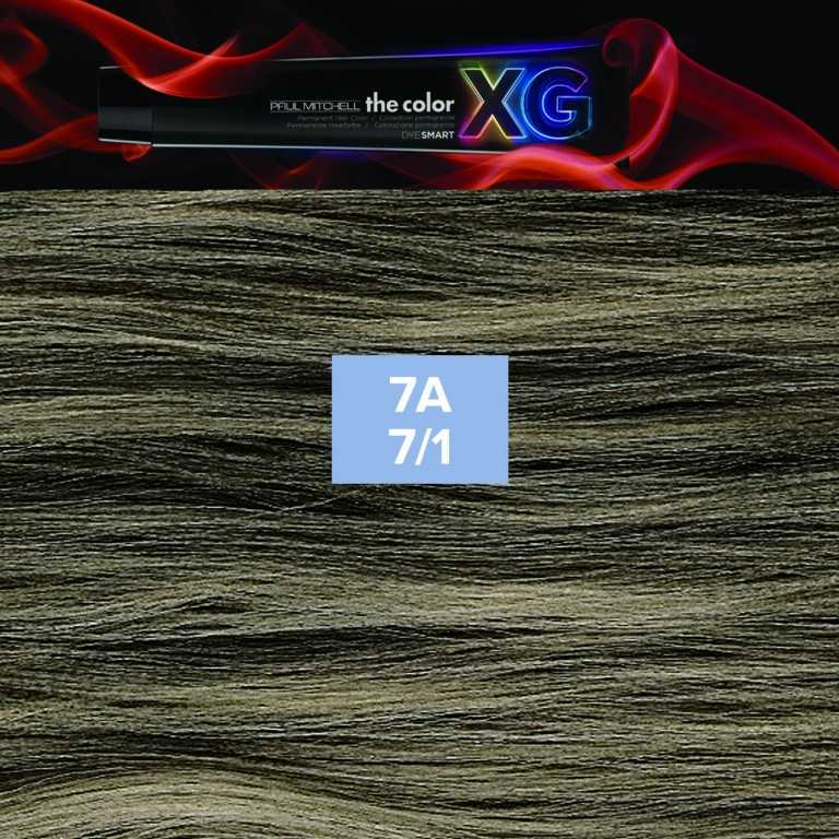 7A - Paul Mitchell the color XG