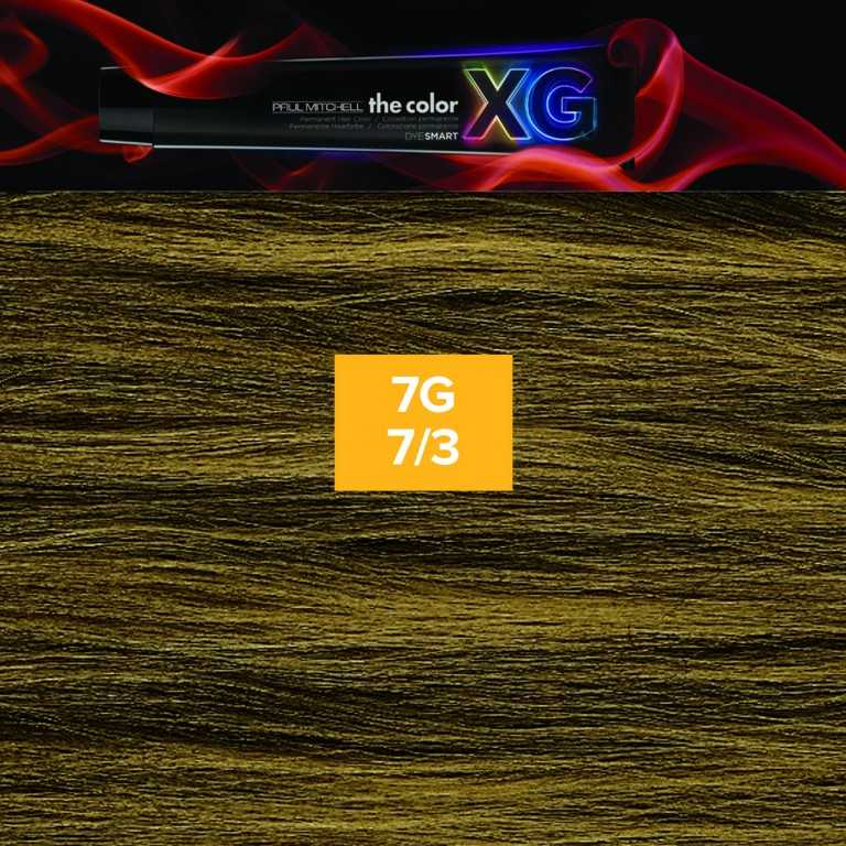 7G - Paul Mitchell the color XG