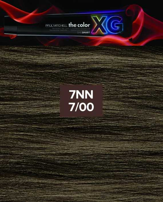7NN - Paul Mitchell the color XG