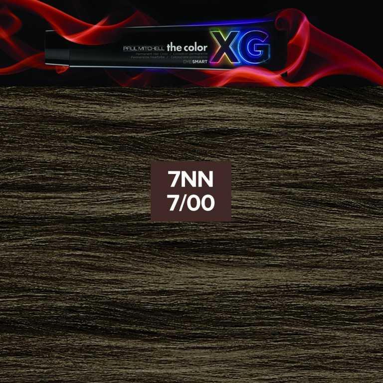 7NN - Paul Mitchell the color XG