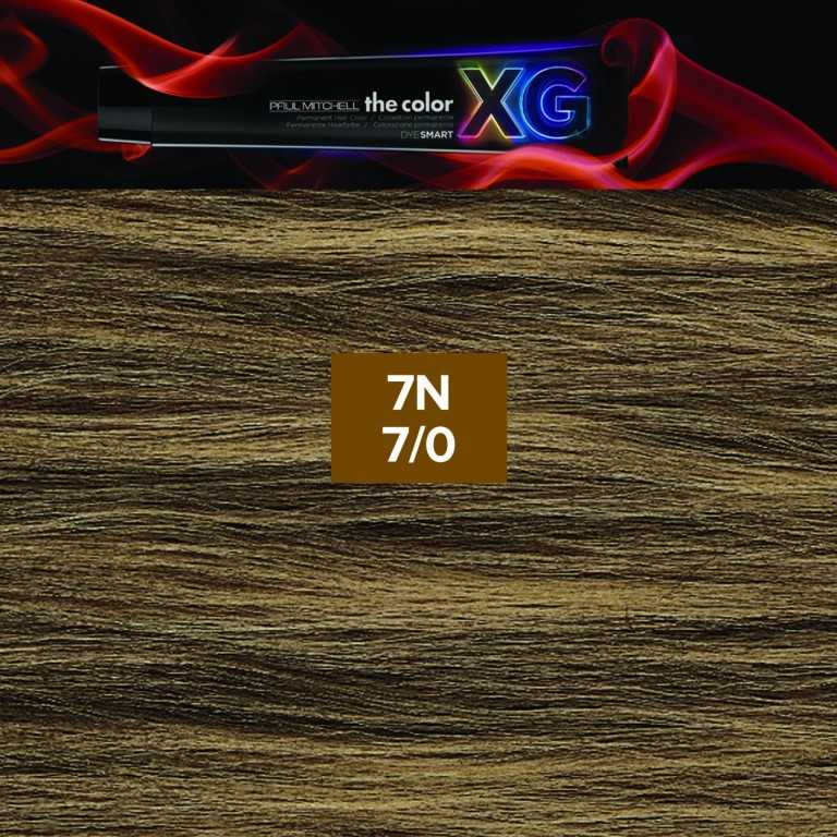 7N - Paul Mitchell the color XG