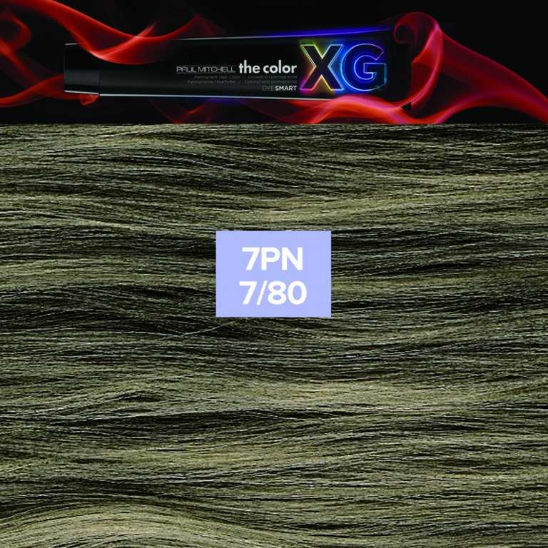7PN - Paul Mitchell the color XG