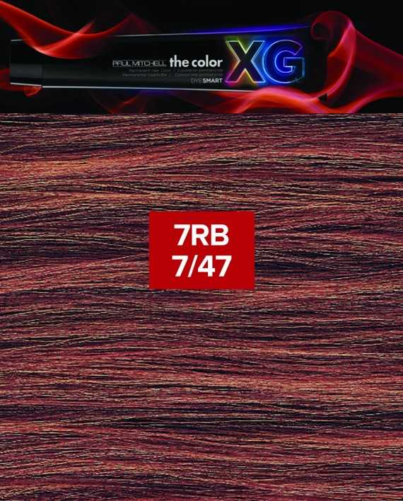 7RB - Paul Mitchell the color XG