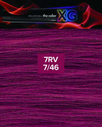 7RV - Paul Mitchell the color XG