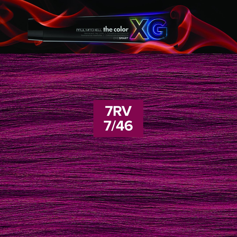 7rv Paul Mitchell The Color Xg Sullivan Beauty