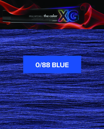 88 - (Blue) Paul Mitchell the color XG