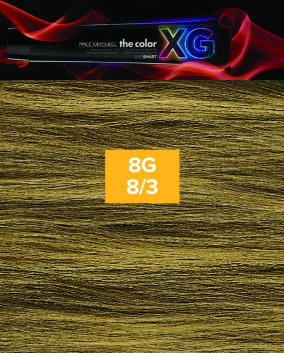 8G - Paul Mitchell the color XG