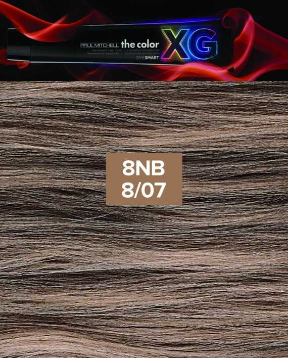 8NB - Paul Mitchell the color XG