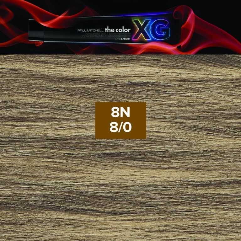 8N - Paul Mitchell the color XG