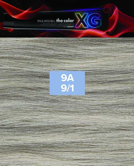 9A - Paul Mitchell the color XG