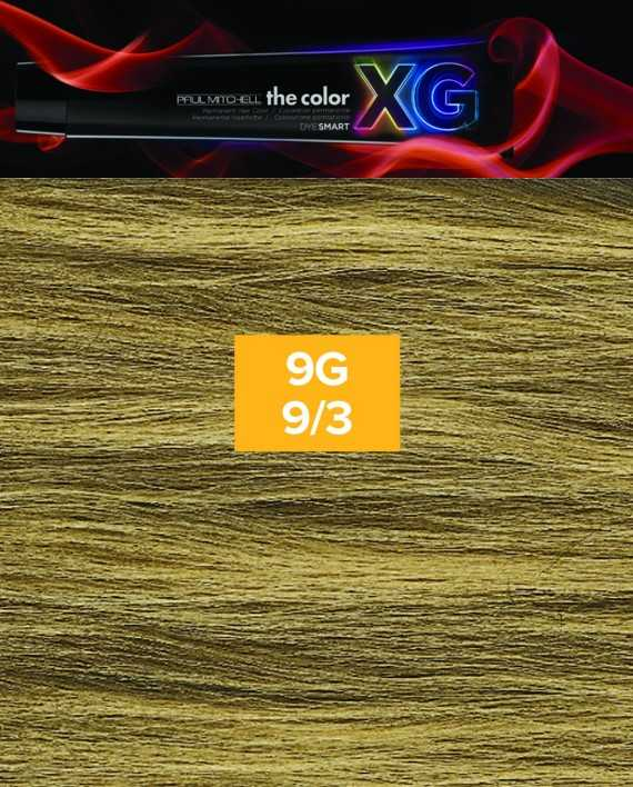 9G - Paul Mitchell the color XG