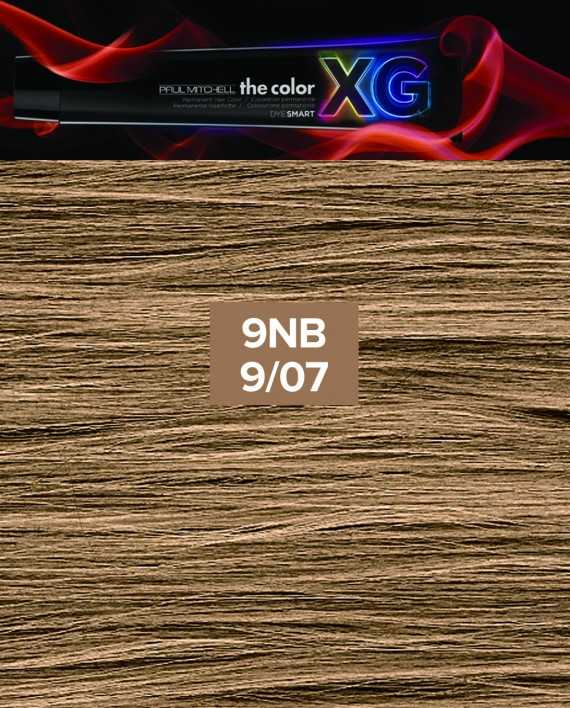 9NB - Paul Mitchell the color XG