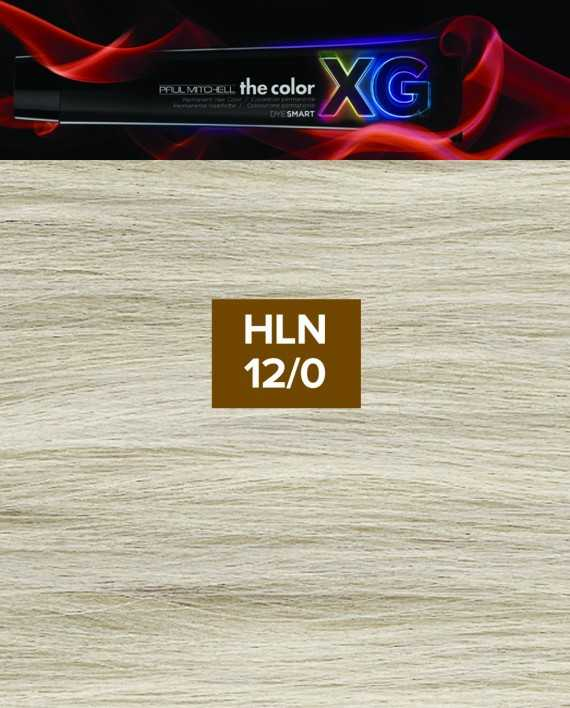 HLN - Paul Mitchell the color XG