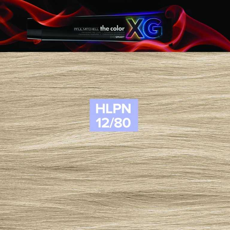HLPN - Paul Mitchell the color XG