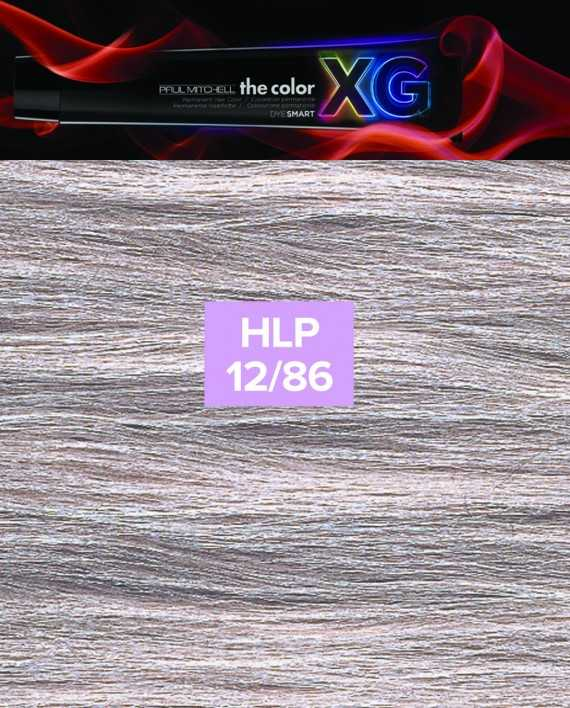 HLP - Paul Mitchell the color XG
