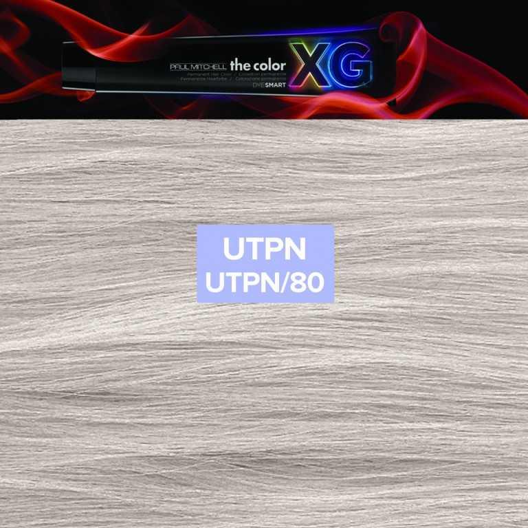UTPN - Ultra Toner Pearl Natural PM the color XG