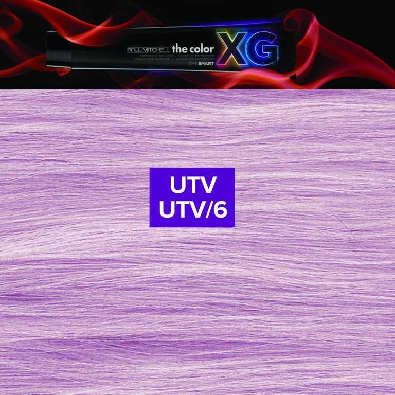 UTV - Paul Mitchell the color XG