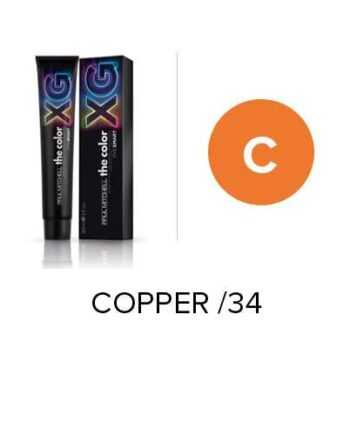 C: Copper /34 – Color XG